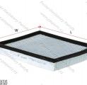 Vzduchová filtr vložka WA150L-5
